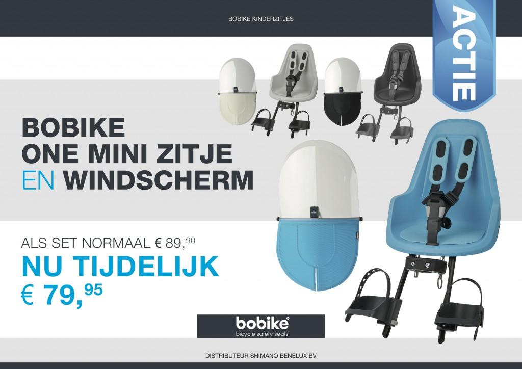 03 Bobike Mini Classic actie NL