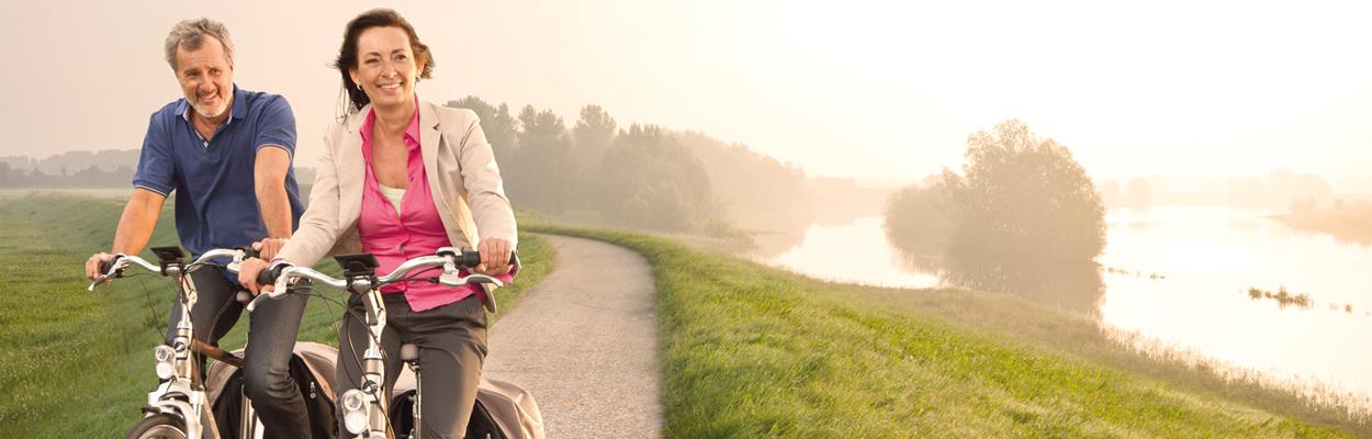 Zorgeloos genieten van uw (nieuwe) fiets